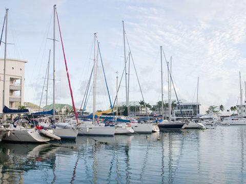 La Marina de St François