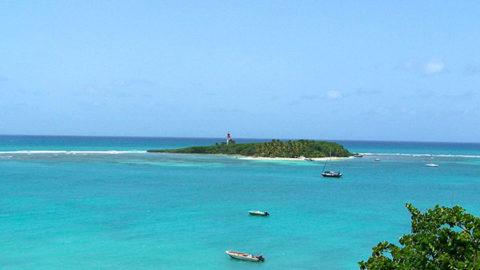 L'île du Gosier