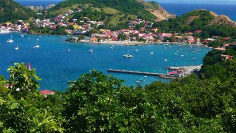 Les Saintes, les îles du Paradis